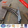 hot dip galvanized electric pole cross arm used to in Chile
