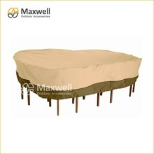 600D Garden Cover Table Set Covers