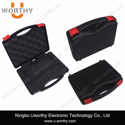 manufactory grooming tool case/plastic tool case/tool case with handle