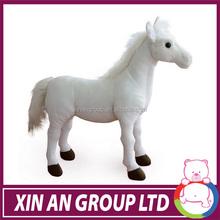 custom design good quality horse design plush cushion toy/stuffed animal seat cushions