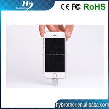 128GB metal OTG USB flash drive for for iphone / ipad /android / PC /MAC