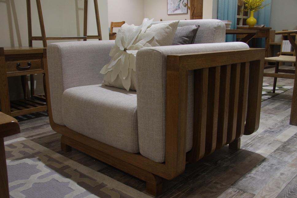 Solid wood modern oak furniture living room sofa designs buy sofa designs oak furniture living for Modern oak living room furniture