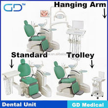 GD Medical DDU-ANNA CE Approved electrical dental chair unit integral