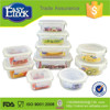 Lock And Seal Watertight Storage Salad Sharps Storage Container For Food
