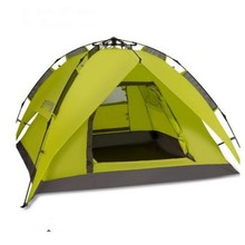 pop up folding canopy tent Double layer Automatic Camping Tent