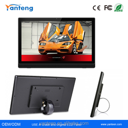 Full HD LED backlight 24inch android touchscreen all in one pc , big screen tablet pc