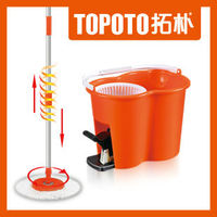 2013 new mop 360 spin mop with bucket as seen on tv