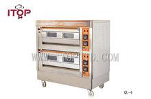 Comercial horno de gas panadería de venta
