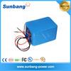 lifepo4 battery pack 24V 10ah lifepo4 battery pack for ev/li-ion battery pack 3.7v