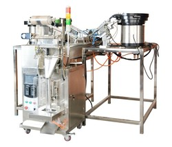 Automatic packing machine MK-LS Automatic Counting and Packing Machine for screw, nut , bolts, pins ,tea