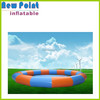 Corlourful inflatable round swimming pool toy for fun,pool inflatables