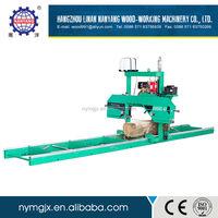 High Efficient horizontal wood band sawmill woodworking machinery