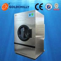 50kg Gas dryer machine industrial gas dryer machine laundry dryer machine