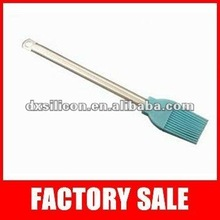 Hot sale promotional silicone bath brush with different material handle