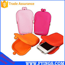 Hot soft Silicon bag mobile phone fashion new