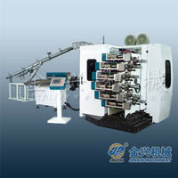 automatic six color printing machine