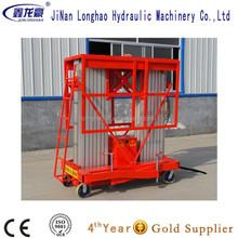 man hydraulic aerial work table