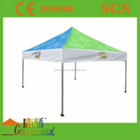 3MX6M advertising gazebo/pop up canopy/ promotion easy up tent
