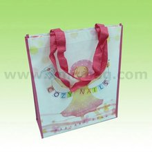 Promotional Eco Friendly Non-Woven Shopping Bag with Lamination