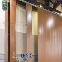 sound proof materials folding partition doors
