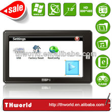 HOT SALE 7 INCH MSTAR NAVIGATOR WITH 8GB MEMORY TRUCK GPS MAP ONLY $35.50