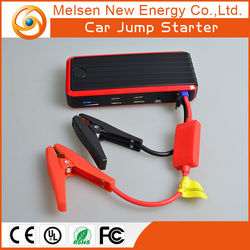 New disign hot selling 12v/24V 12000mah used car and truck battery/powerful mini auto jump starter lipo car battery for sale