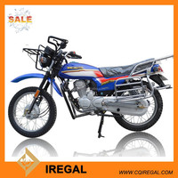 150cc off road motorcycle double muffler Best-selling 200cc dirt bike