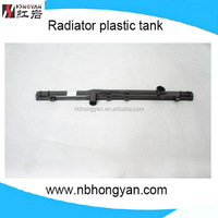 Auto parts, auto engine assembly, inlet plastic tanks