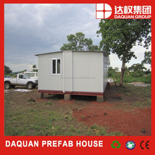 2015 Hot seller Comfortable Family Living High Quality Prefab Container House for sale