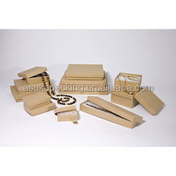 High quality cardboard custom Jewelry gift boxes