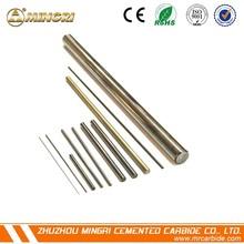 High performance flexible metal rod