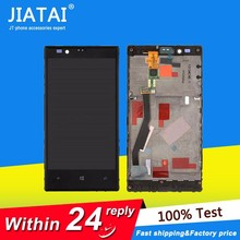 china mobile phone spare parts for nokia lumia 720 touch screen digitizer