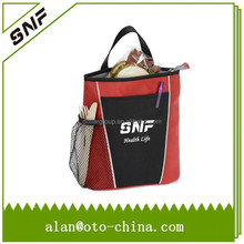 Custom Promotional Nonwoven Beach Tote Thermal Lunch Cooler Bag
