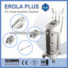 2015 best Hair removal machine S3000 CE/ISO ipl rf elight hair removal machine