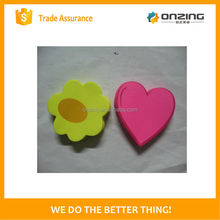 Onzing good quality pet shaped sticky notes card