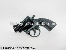 Eletronic Revolver With Light & Sound+Handcuffs, Toy Gun Set mini revolver