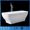 Small Cheap Freestanding Dog Stainless Steel Bathtub