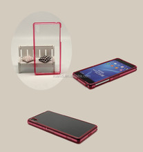 new product transparent sotf tpu case for Z2