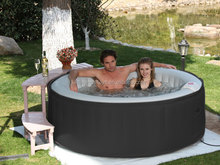 2015 New Design inflatable spa pool with whirlpool massage