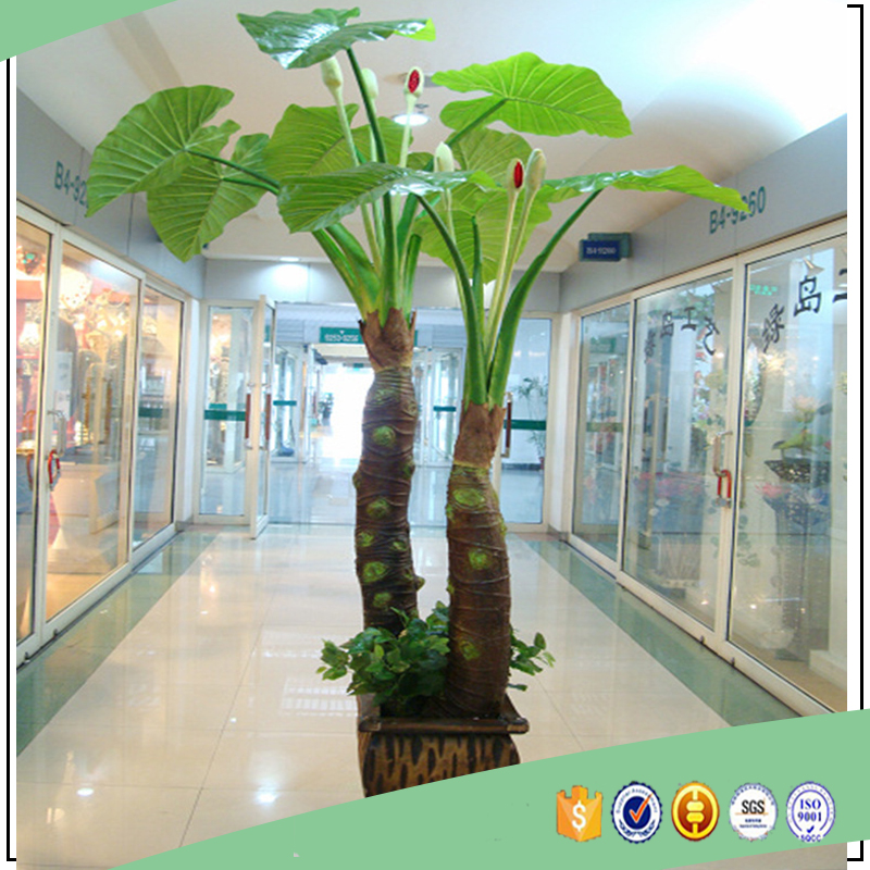 2015 China Factory Cheap Indoor Large Fake Plastic