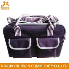Waterproof Plastic Collapsible Deluxe Pet Carrier Dog Carriers