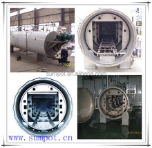 STEAM ROTARY WATER IMMERSION ROTARY WATER SPRAY ROTARY RETORT STERILIZER