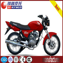High quality 2 wheel air cooled motorcycle ZF150-13