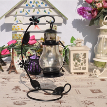 "13"" Lantern Lamp Shade Light Decoration Home Deco DIY candle holder Decor"