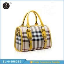 PU Leather Women Fashion Handbag Wholesale
