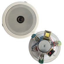 100V public address system ceiling speakers