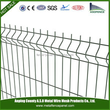 Made in China High Quality New Design Popular Style Plastic Garden Fence Panels, Cheap Fence Panels