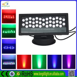led bar top Manufacturers 36x3w ip65 Dmx Digital led light Bar