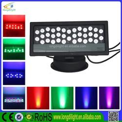 led bar top Manufacturers 36x3w ip65 Dmx Digital led light Bar