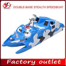 2015 nouvelle 2.4 Ghz puissance missile RC speed boat à vendre